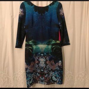 NWT Betsey Johnson Designer Mini Dress 8 10 12